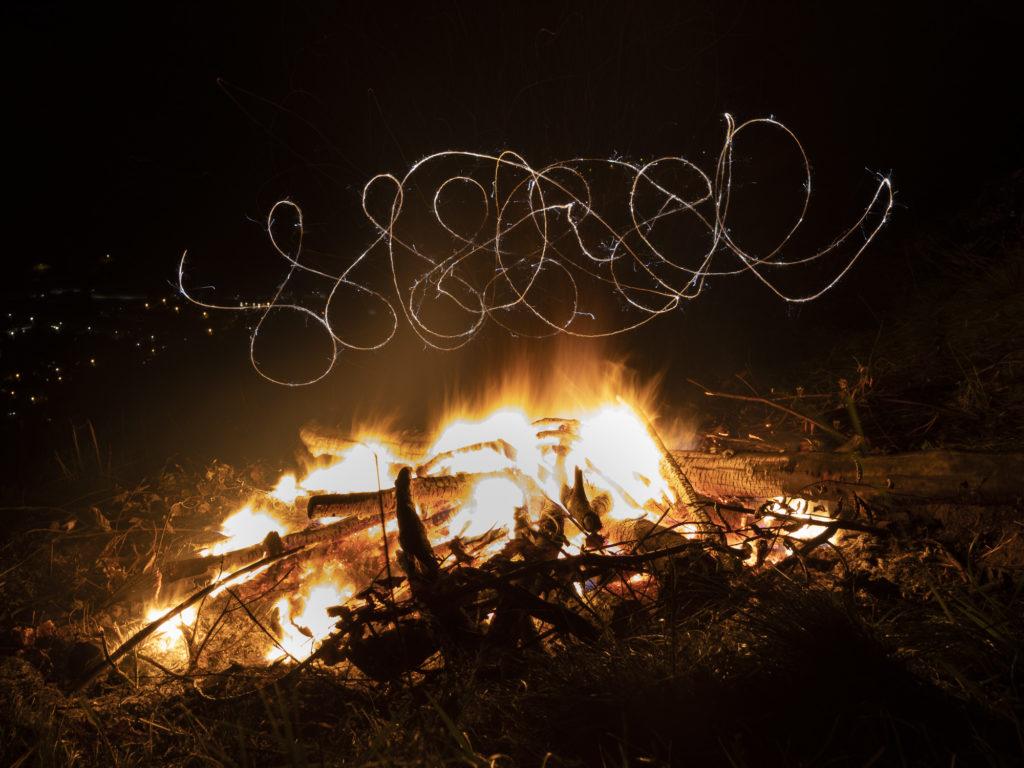 Un bon gros joli feu