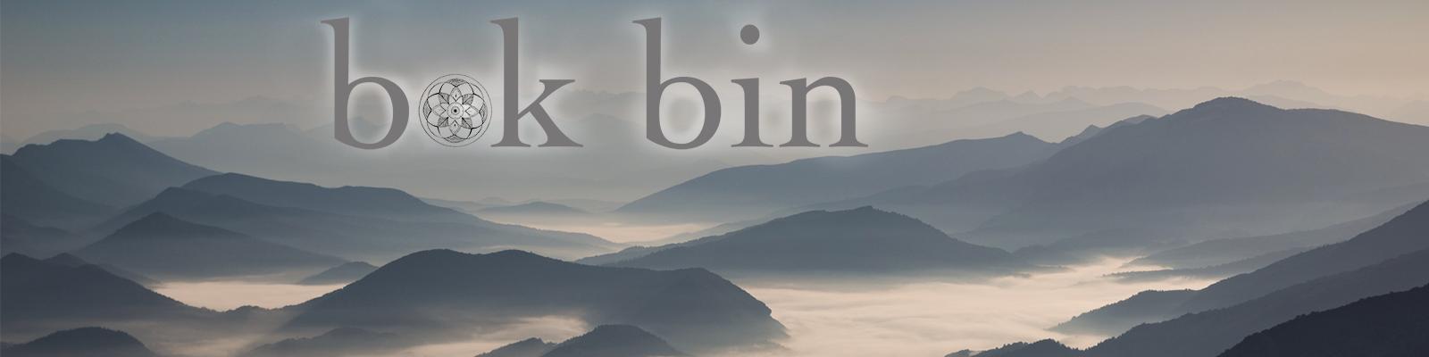 Bannière Bok Bin